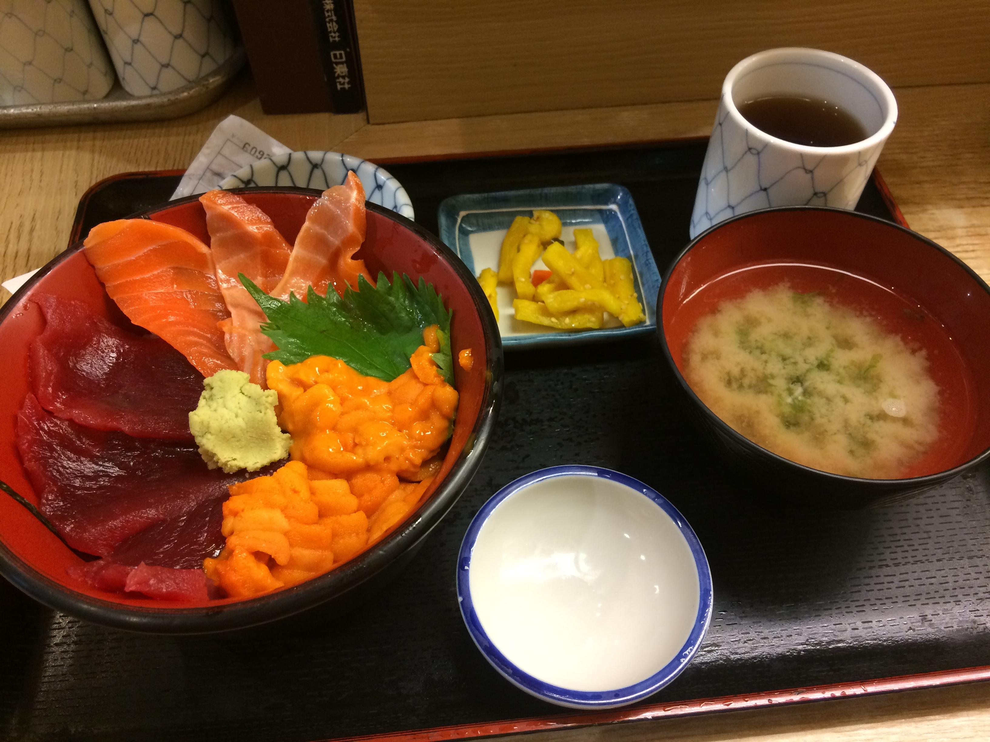 noriko time repas tsukiji