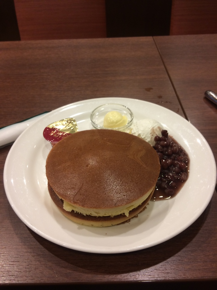 pancakes Kohikan