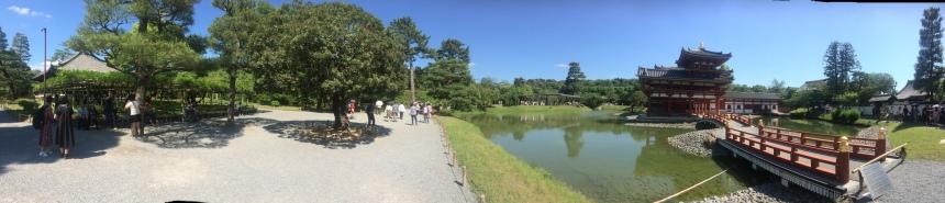 panorama byodoin