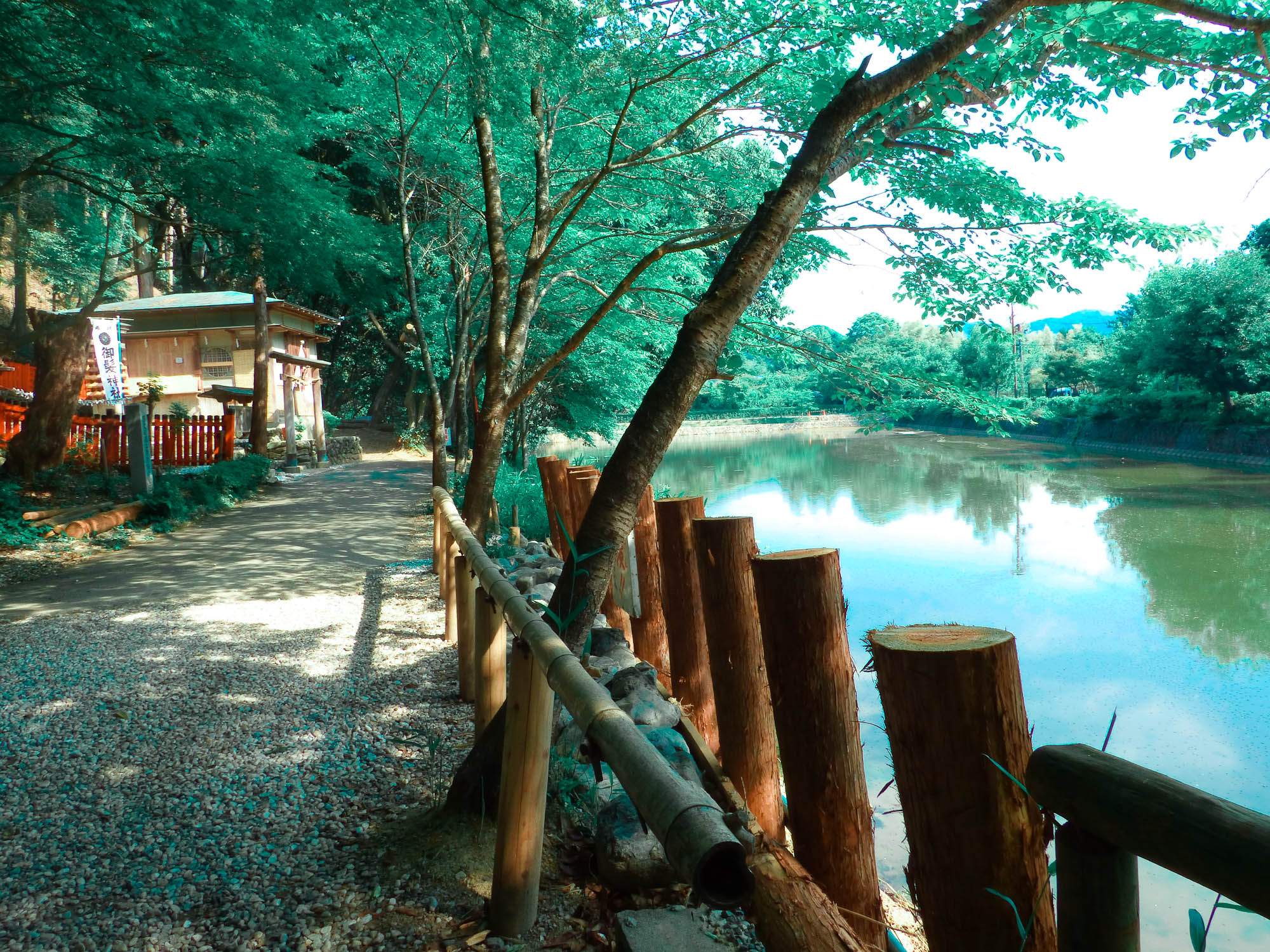 arashiyama lac