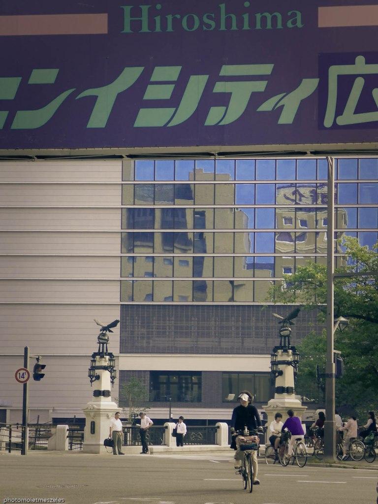 bienvenue à Hiroshima