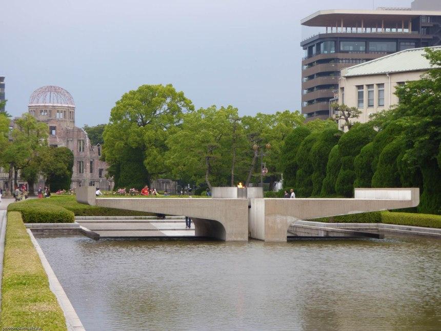magnifique vue sur Hiroshima
