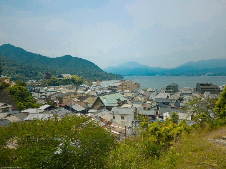 vur sur l'Ile de miyajima