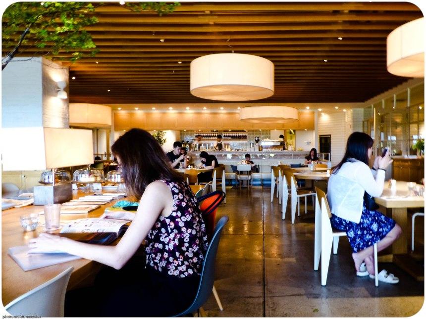 Bills restaurant île d'Odaiba