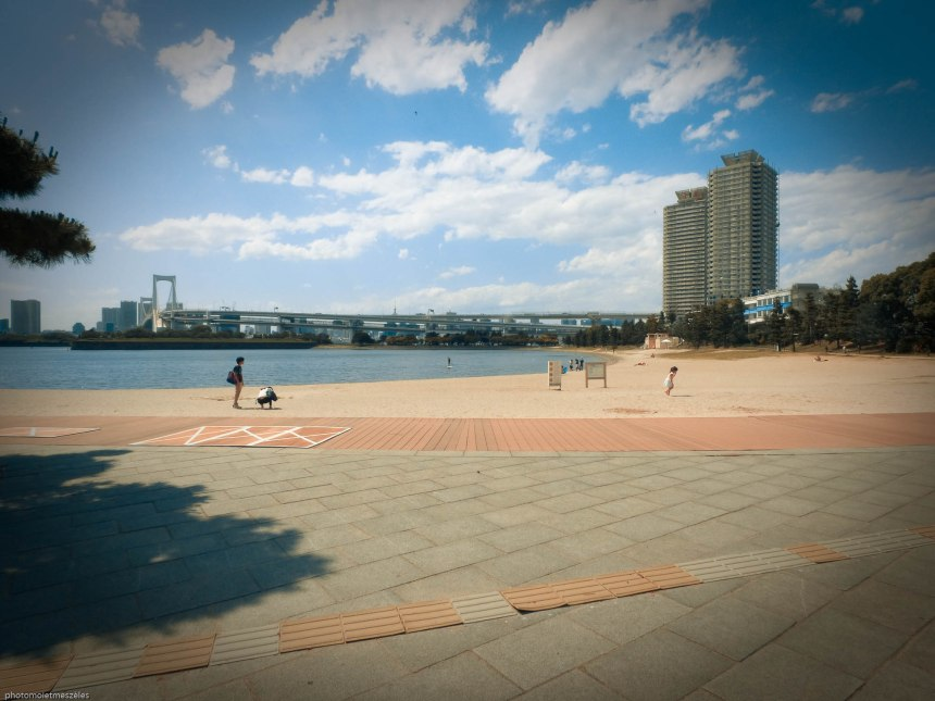 île d'Odaiba Tokyo