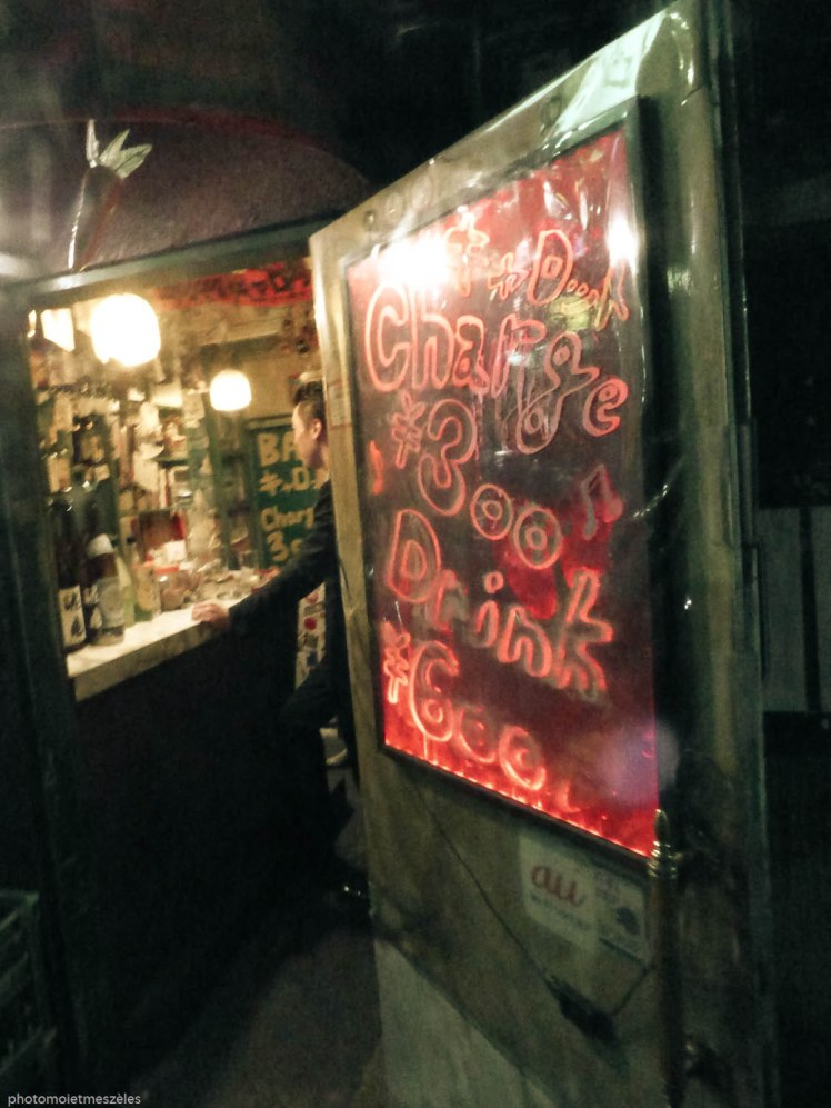golden gai bar