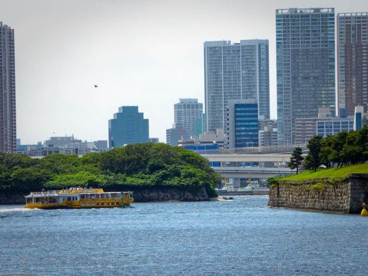 Ile d'Odaiba Tokyo
