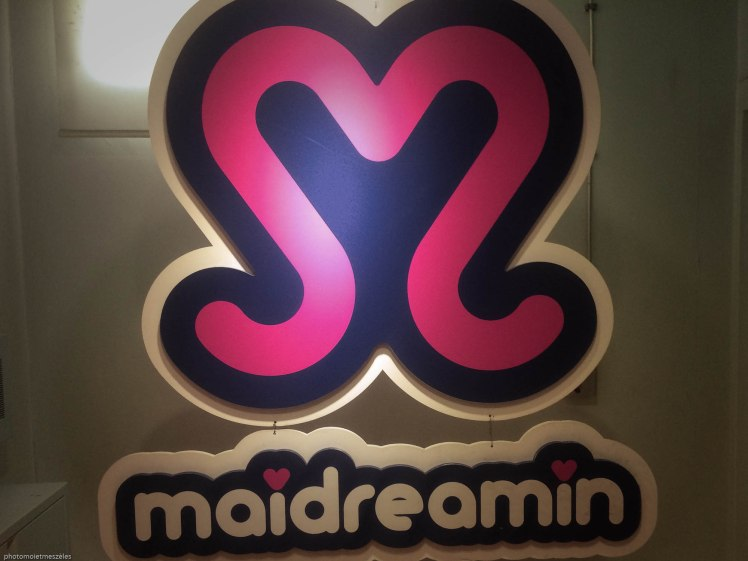 Maid café akihabara logo