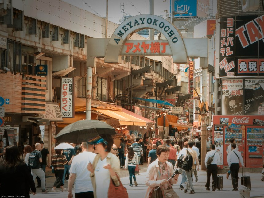 marché ameyoko ueno