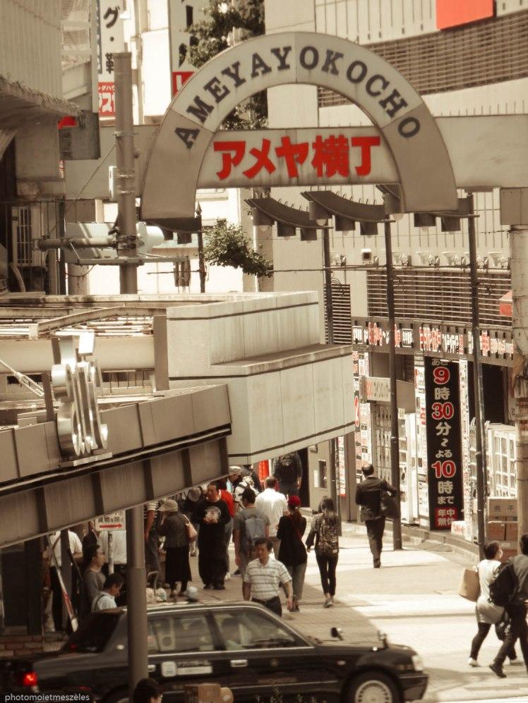 marché Ameyoko