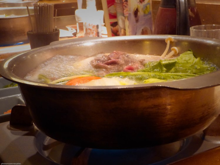 restaurant Ganko food ueno tokyo