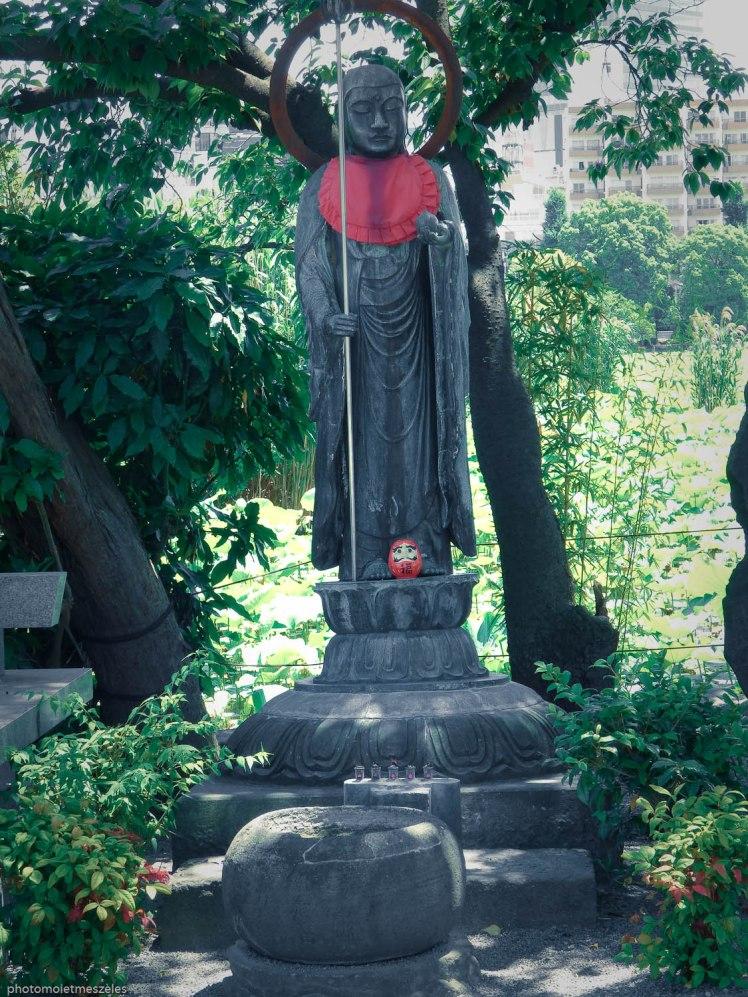 temple bouddhiste ueno parc