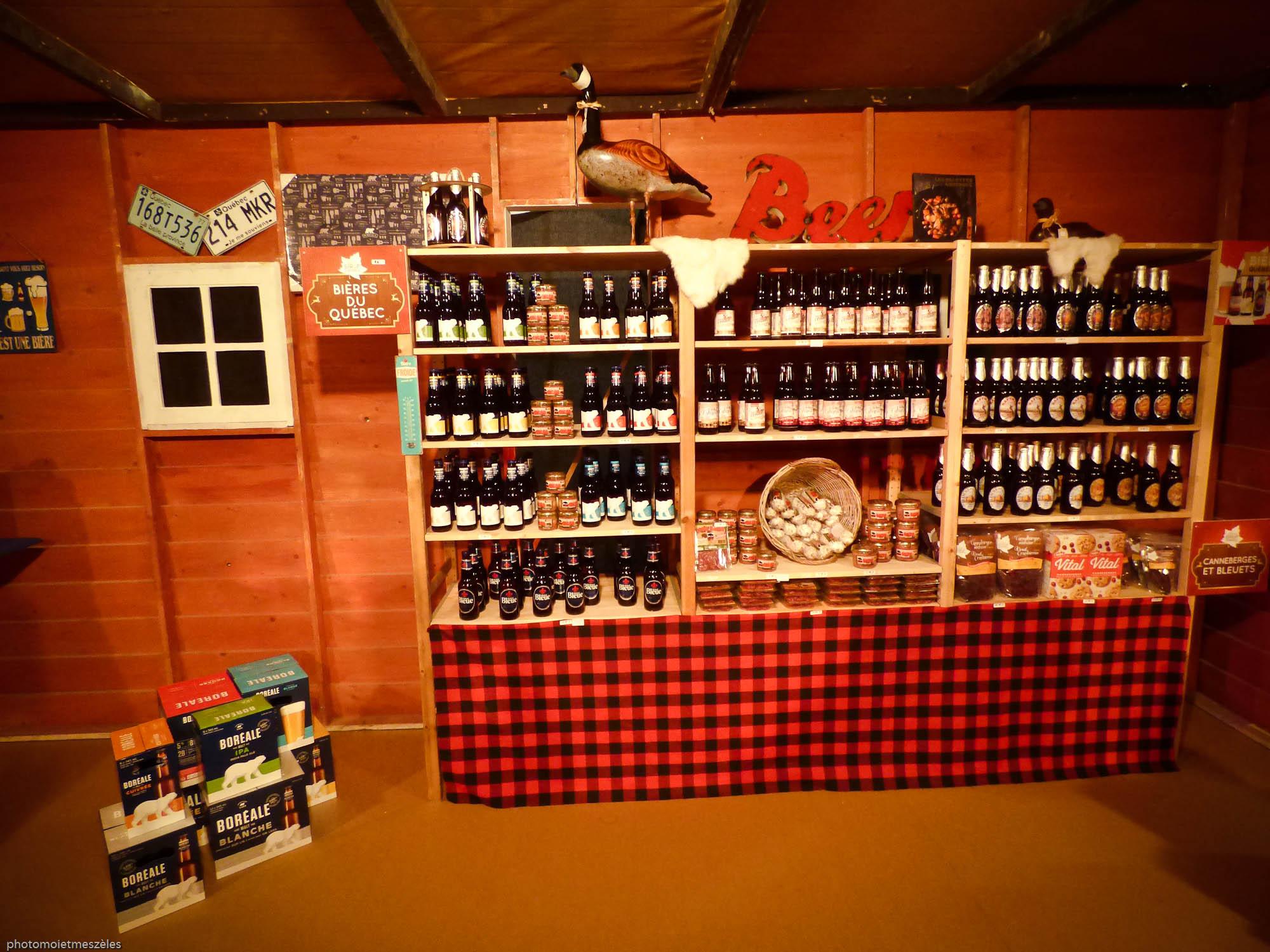 bières canadiennes Exposition expérience Canada Le Havre