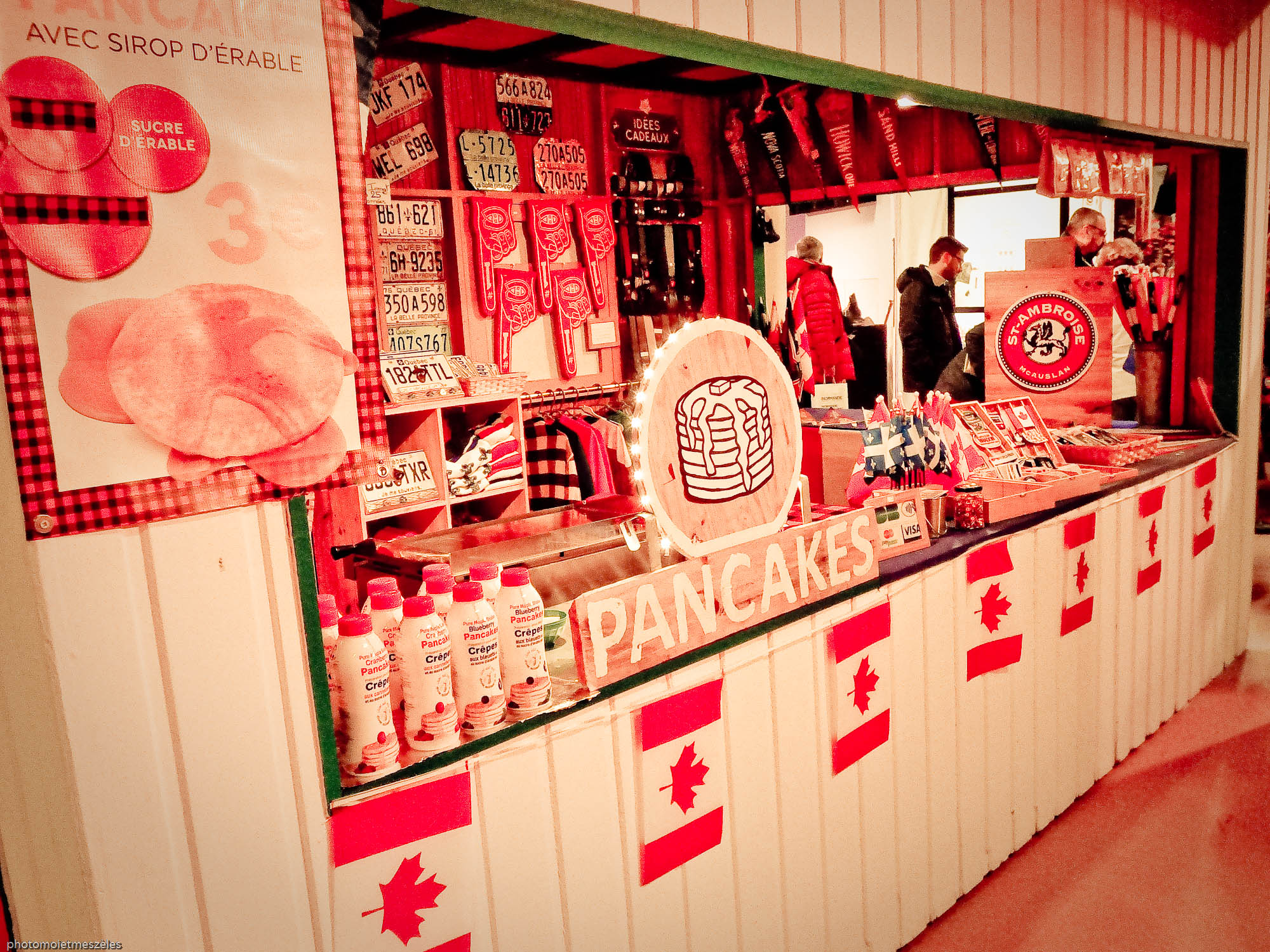 Découverte culinaire Canada exposition 2017