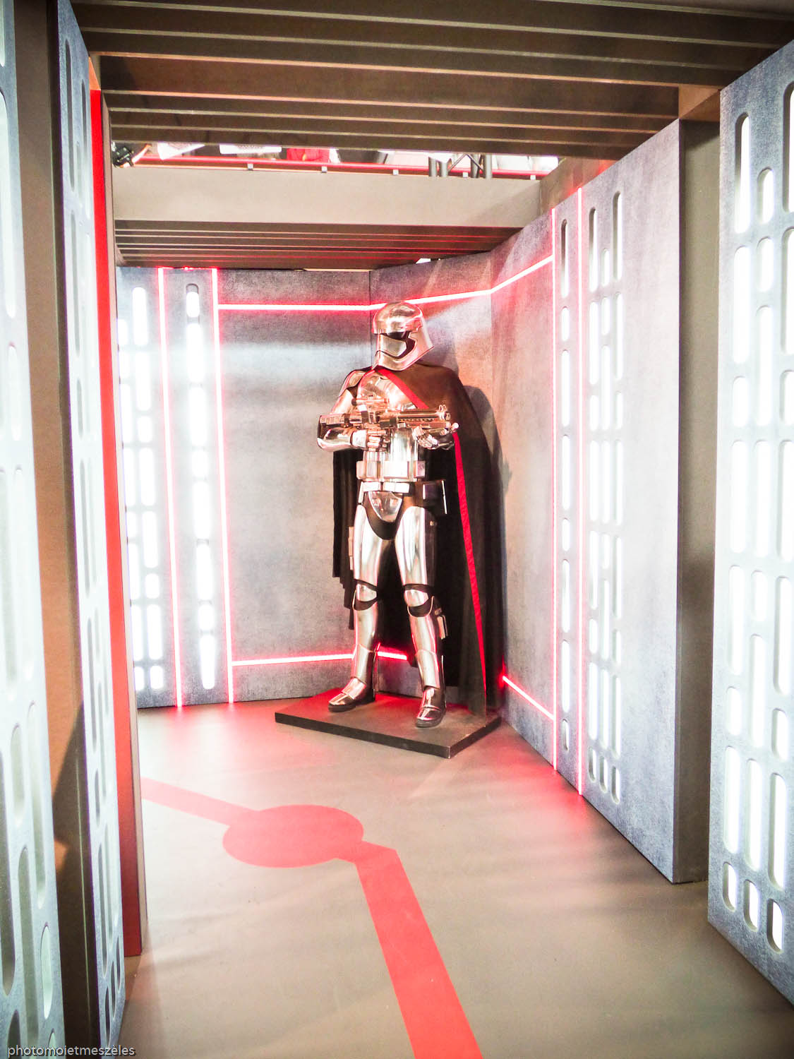 Exposition Star wars paris comic con 2017 (2)