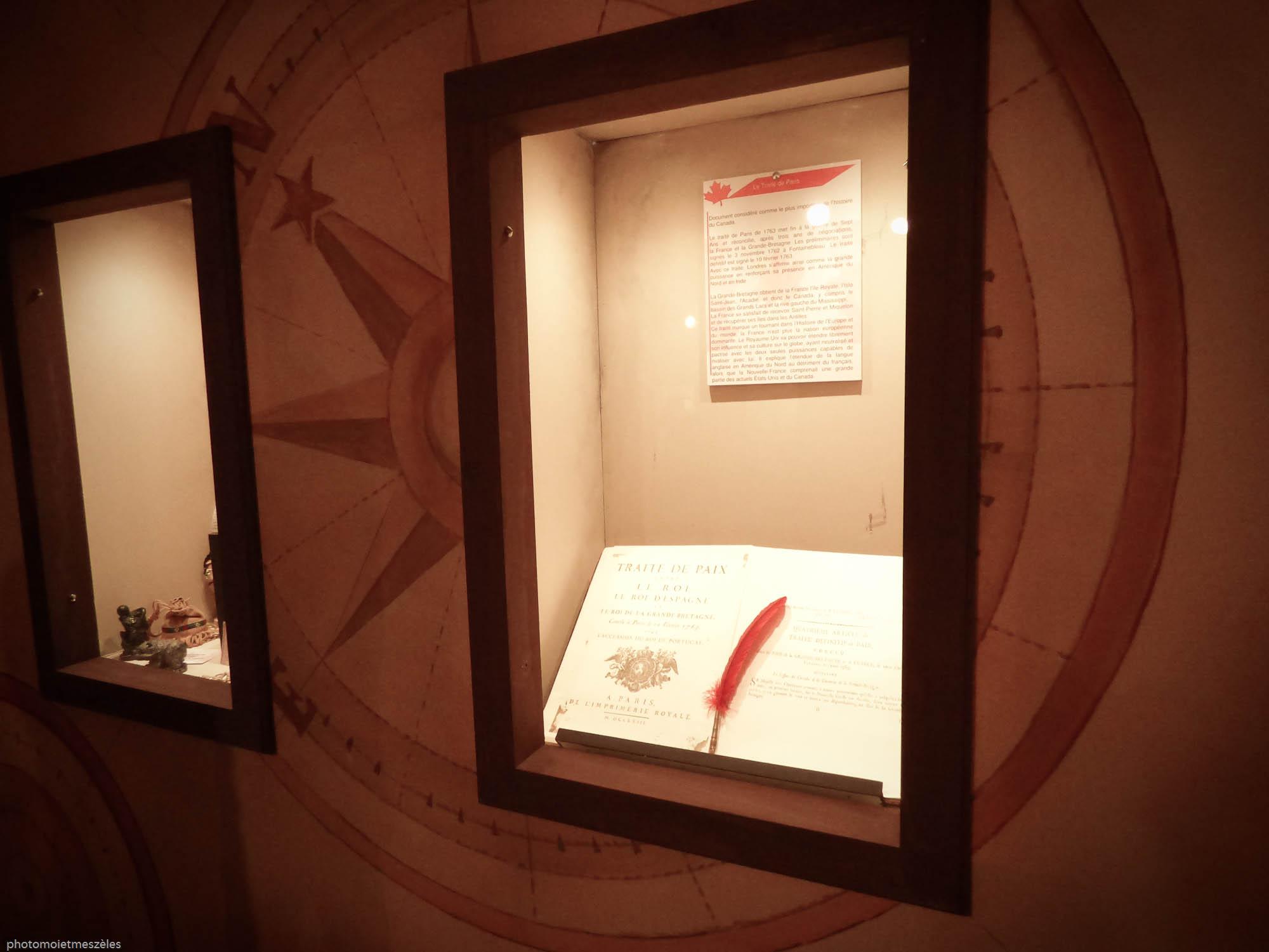 Historique Canada Exposition expérience canada Le Havre