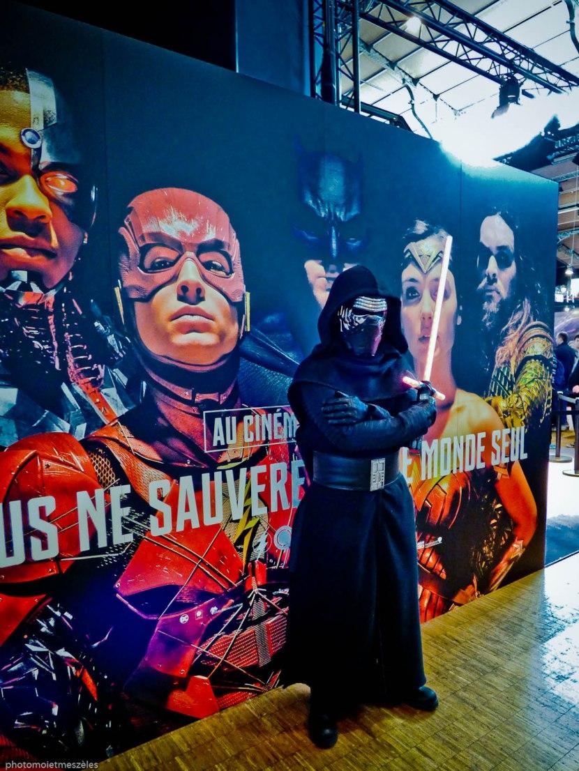 Le Comic-Con Paris 2017, une aventure «geekgantesque» !