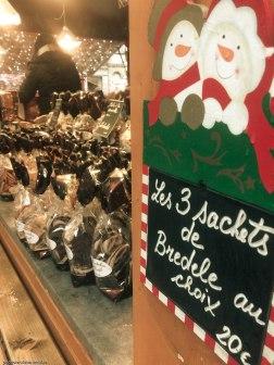Confiseries marché Noel strasbourg