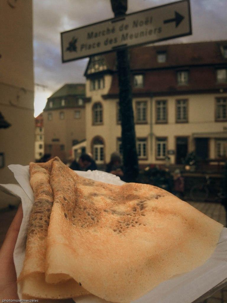 Crèpe Cream parfait Quartier petite France