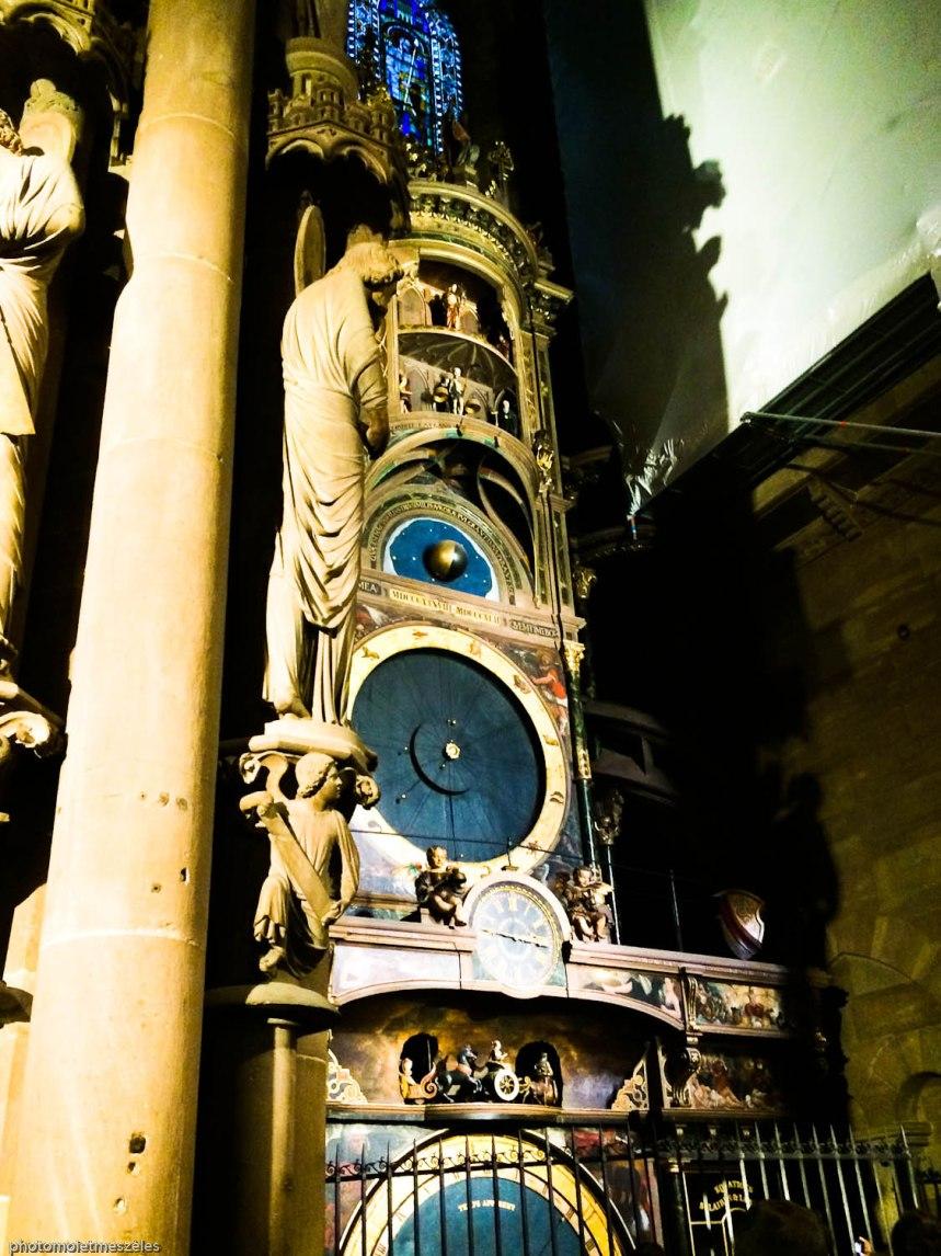 Horloge Astronomique Cathédrale Notre Dame de Strasbourg