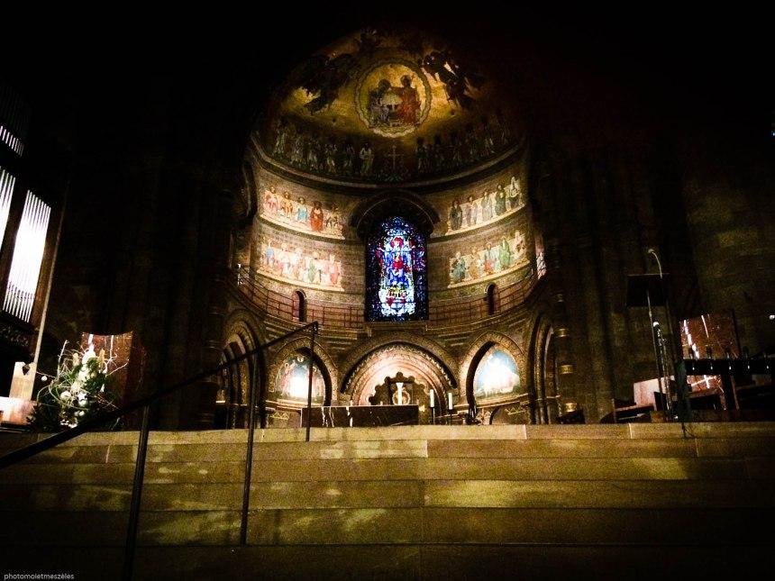 Intérieur Cathédrale Notre Dame de Strasbourg