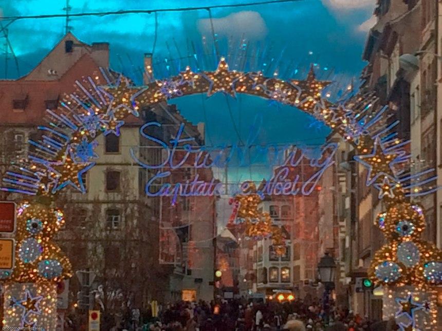 Marché de Noel de la ville de Strasbourg 2017