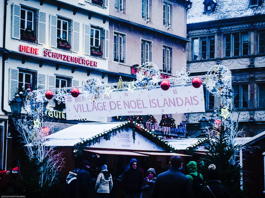 Marché de Noel Islandais Strasbourg