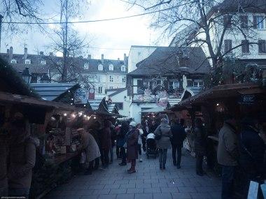 marché de Noel petite France Strasbourg