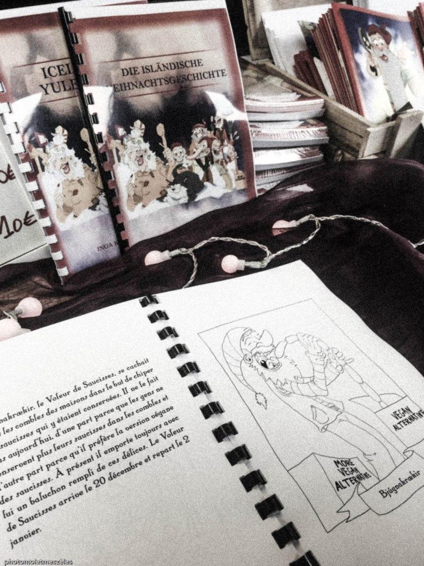 Marché Islandais contes et légendes Strasbourg