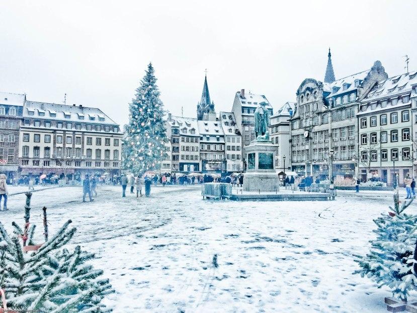 Que voir dans la féerique ville de Noël de Strasbourg en 4jours?