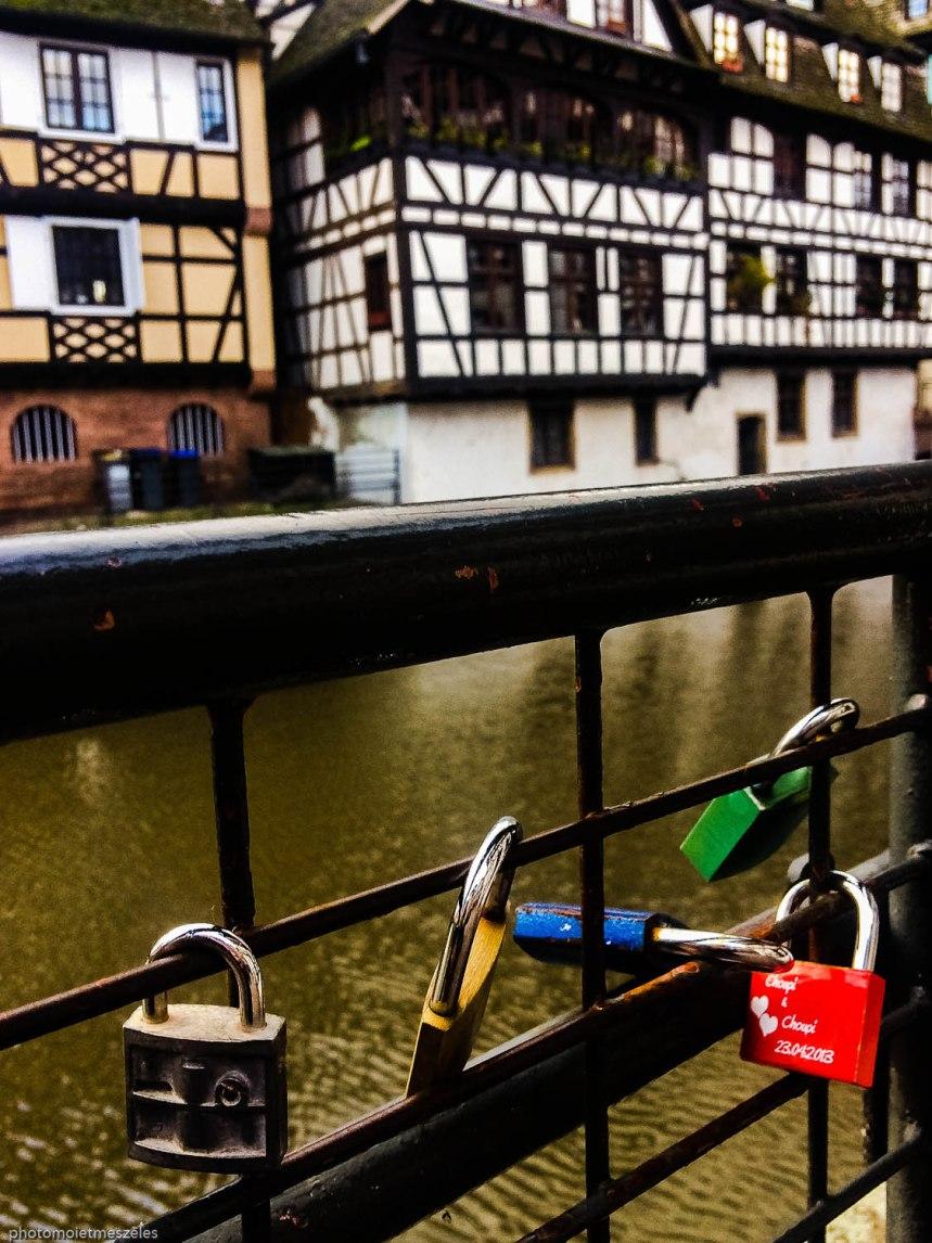 Quartier la Petite France Strasbourg