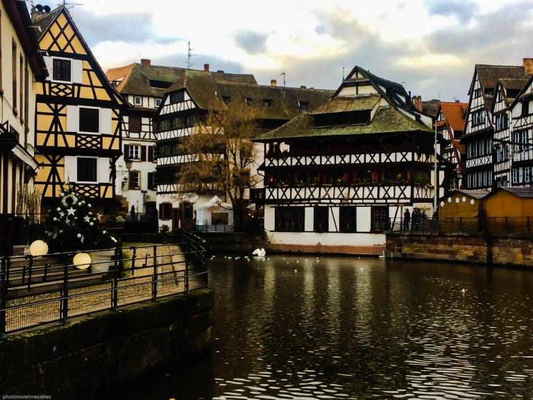 quartier petite France Strasbourg