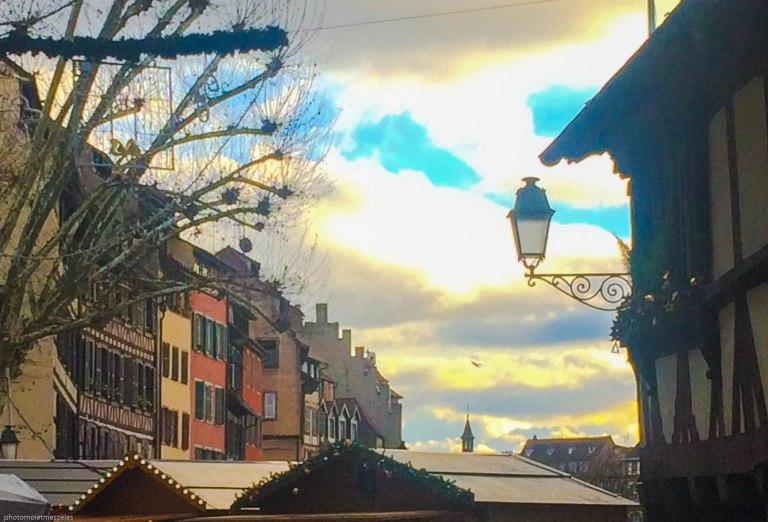 Toits La petite France Quartier Strasbourg