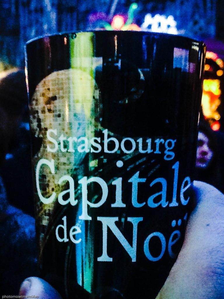 Verre plastifiés Vin chaud Strasbourg