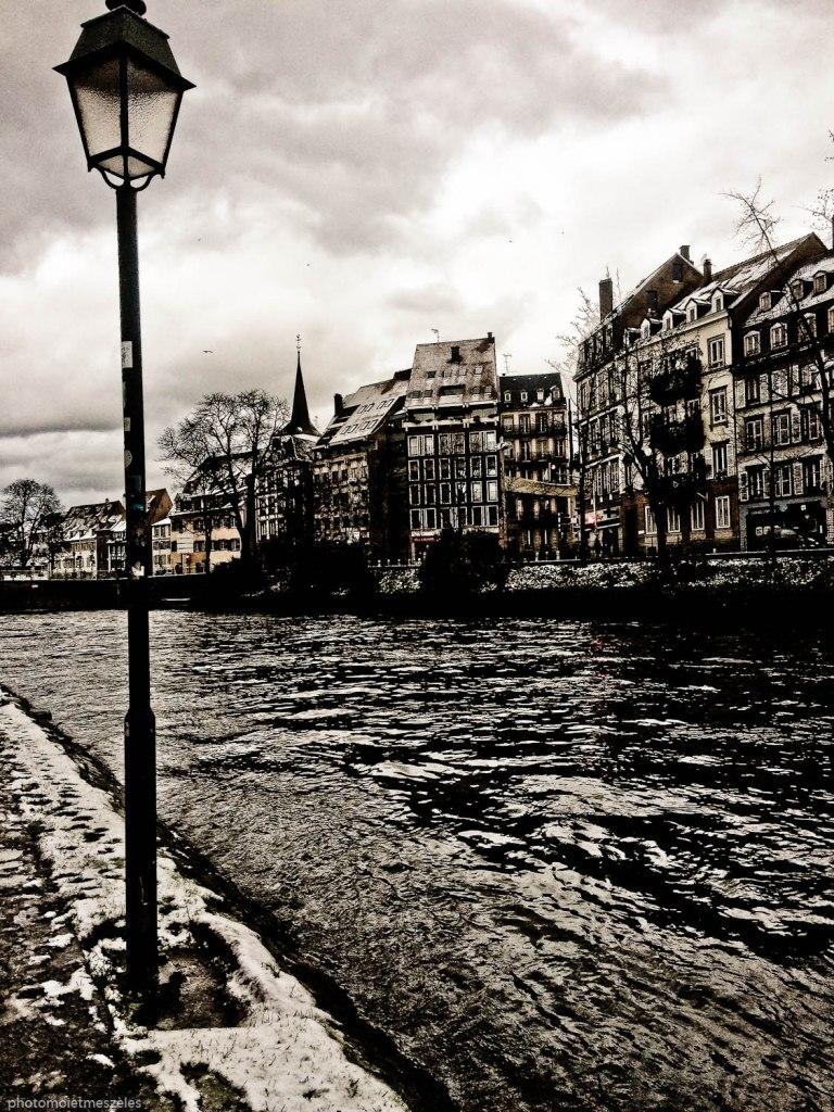 Ville de Strasbourg Quai des Bateliers