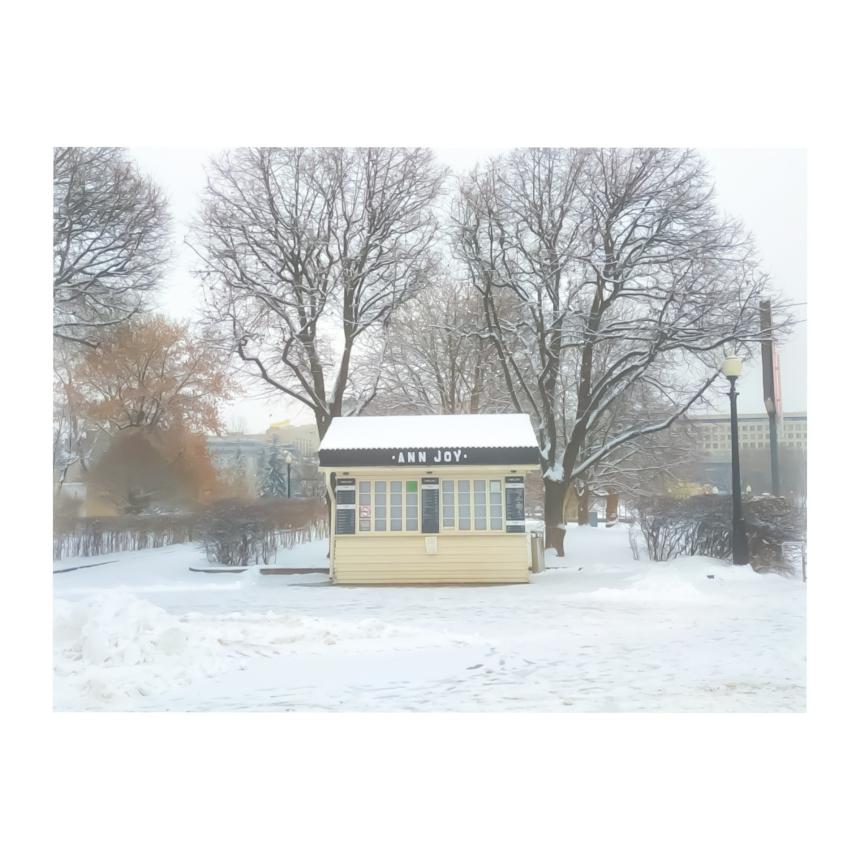 parc Gorki Moscou