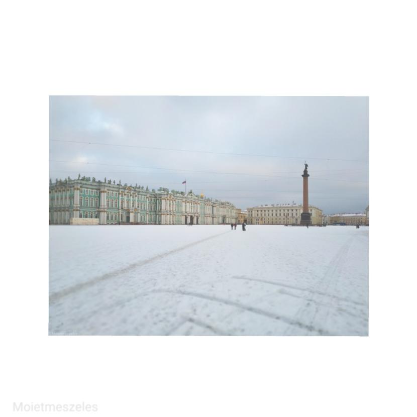 Mon top 9 des choses à voir absolument sur Saint-Pétersbourg enHiver!