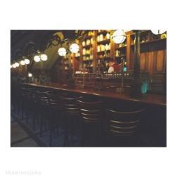 Bar café Pouchkine Moscou