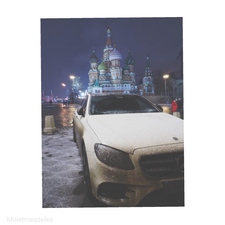 Kremlin Cathédrale basile le Bienheureux Moscou