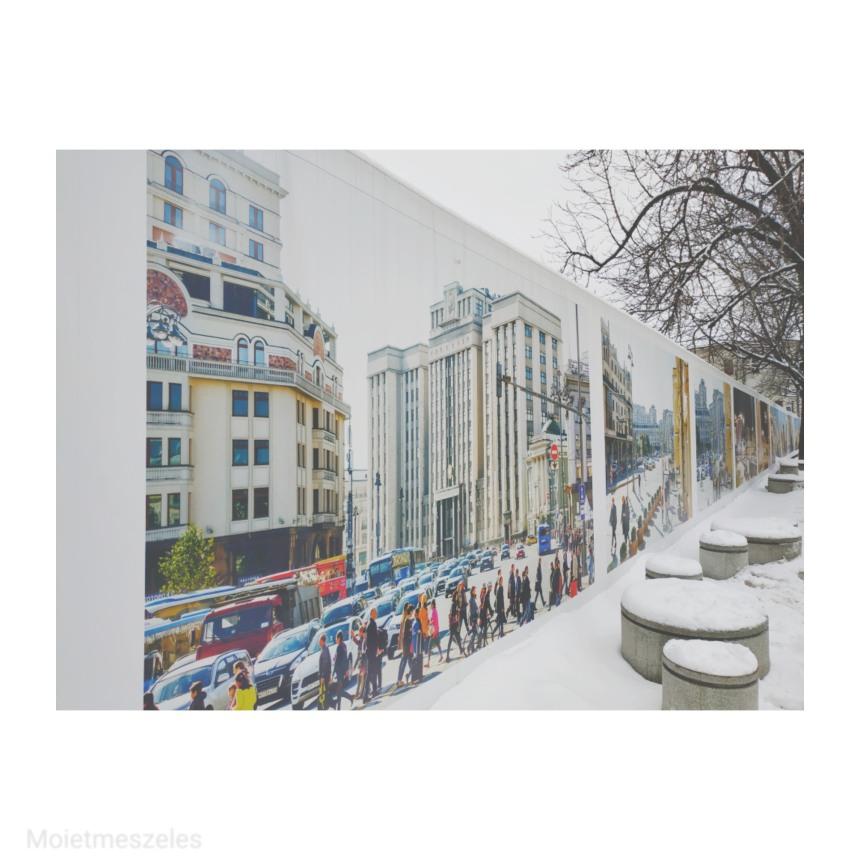 Arbat Graffitis Moscou