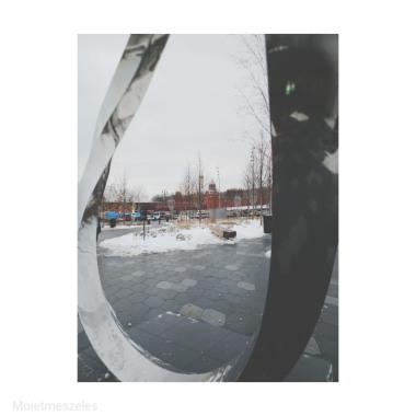 parc Zaradye Moscou