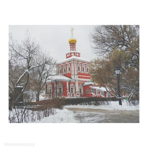 couvent Novodievitchi Moscou