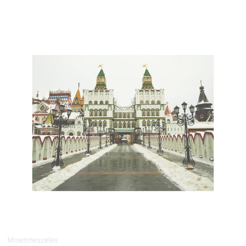 Kremlin Izmailovo Moscou